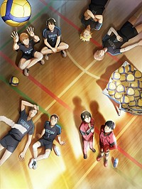2.43 Seiin Koukou Danshi Volley-bu Cover