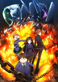 Accel World Cover