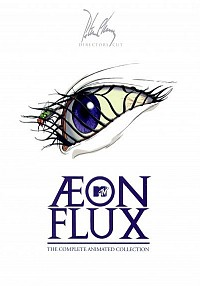 Aeon Flux Cover