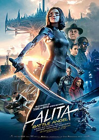 Alita: Battle Angel Cover