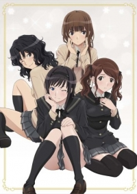 Amagami SS Plus Specials Cover