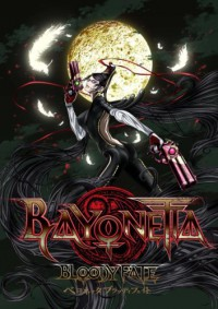Bayonetta: Bloody Fate Cover