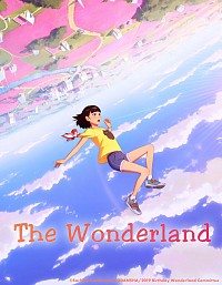 Birthday Wonderland Cover