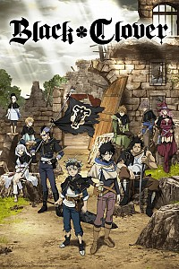 Black Clover (2017) Cover