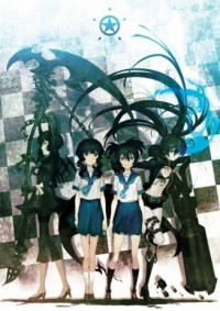 Black Rock Shooter (2010) Cover