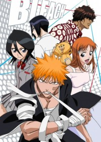 Bleach Cover