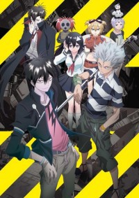Blood Lad Cover