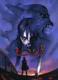 Blood: The Last Vampire Cover