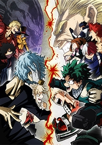 Boku no Hero Academia 3 Cover