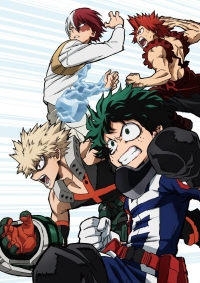 Boku no Hero Academia: Hero Note Cover