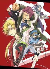 Cardfight!! Vanguard: OverDress Cover