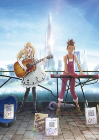 Carole & Tuesday Cover