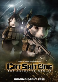 Cat Shit One: The Animated Series Cover