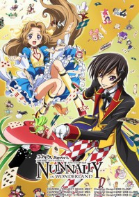 Code Geass: Hangyaku no Lelouch - Nunnally in Wonderland Cover