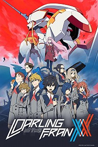 Darling in the Franxx Cover