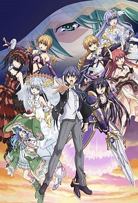 Date A Live III Cover