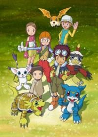 Digimon Adventure 02 Cover