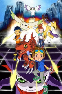 Digimon Tamers Cover