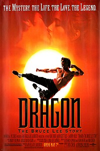 Dragon: The Bruce Lee Story Cover