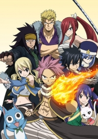 Fairy Tail (2014) Cover