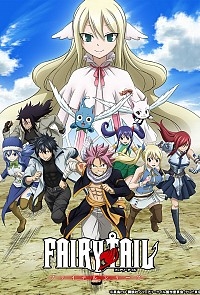 Fairy Tail (2018) Cover
