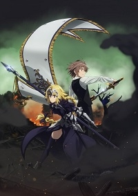 Fate/Apocrypha Cover