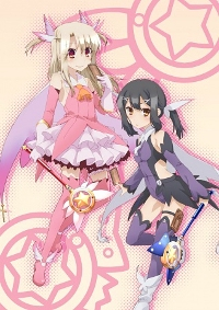 Fate/Kaleid Liner Prisma Illya Specials Cover