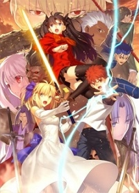 Fate/Stay Night: Unlimited Blade Works (2015) - Sunny Day Cover