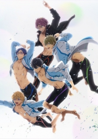 Free! Eternal Summer Cover