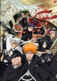Gekijouban Bleach: Memories of Nobody Cover