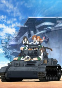 Girls und Panzer Specials Cover