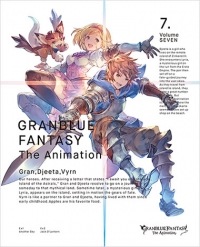 Granblue Fantasy The Animation: Kabocha no Lantern Cover