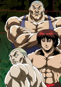 Grappler Baki: Saidai Tournament Hen Cover