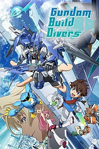 Gundam Build Divers Cover