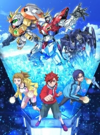 Gundam Build Fighters Try Cover