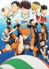 Haikyuu!! Cover