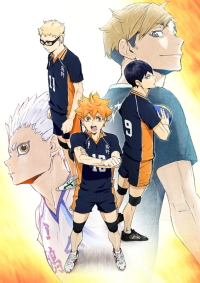 Haikyuu!! To the Top Cover