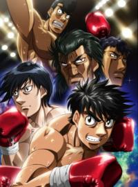 Hajime no Ippo: The Fighting! - New Challenger Cover