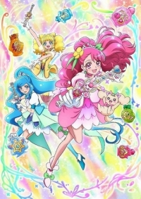 Healin' Good Precure Cover