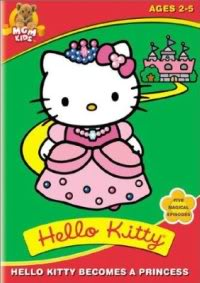 Hello Kitty's Furry Tale Theater Cover