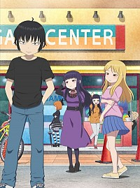 Hi Score Girl: Extra Stage Cover