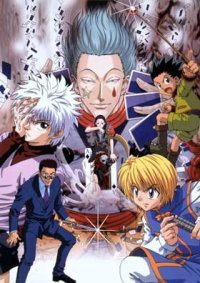 Hunter X Hunter Cover