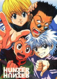 Hunter x Hunter Jump Festa 1998 Cover