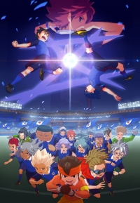 Inazuma Eleven: Orion no Kokuin Cover
