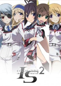 IS: Infinite Stratos 2 Cover