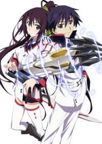 IS: Infinite Stratos Cover