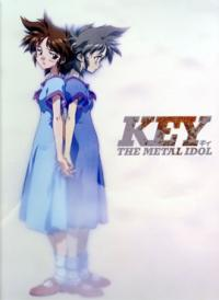 Key the Metal Idol Cover