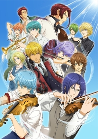 Kin'iro no Corda: Blue Sky Cover