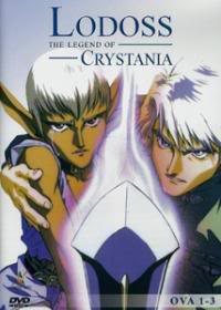 Legend of Crystania Cover