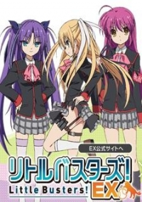 Little Busters! EX Cover